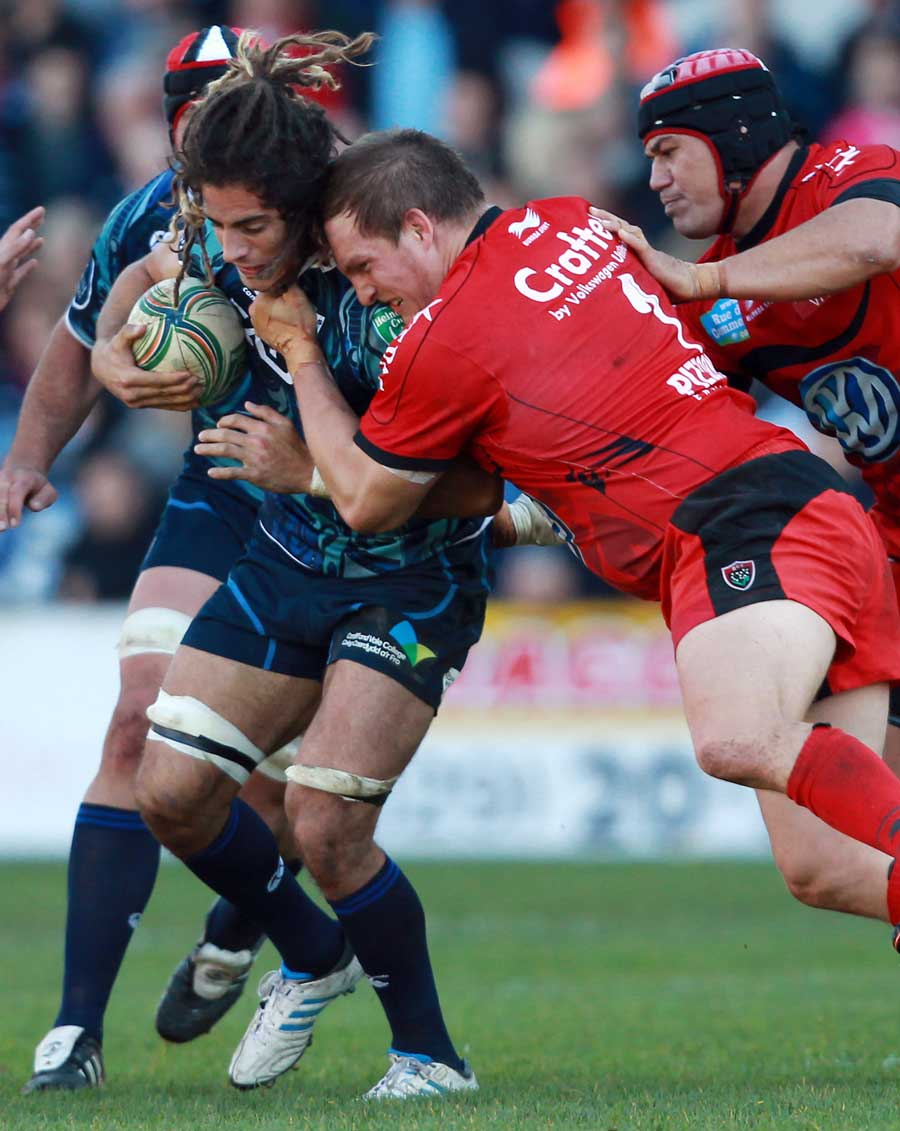 Toulon RCT Cardiff Heineken Cup