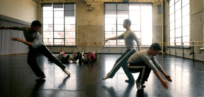 Shen Wei Dance Arts, Prove/Rehearsal, Photo Credits Klaus Lucka