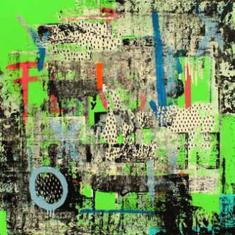 Elfo, 32 Ants, (2010, cm 70x70