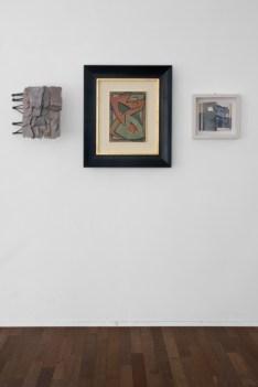 Veduta della mostra Costellazioni   Cardelli & Fontana