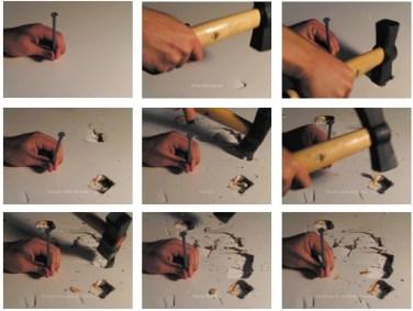 nadamasmate M. Nogueiras y J. Adan - Without titles, 2009. Galeria Capa