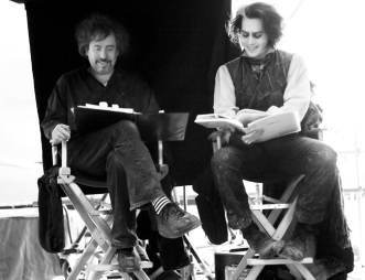 Sweeney Todd : le diabolique barbier de Fleet Street (Sweeney Todd: The Demon Barber of Fleet Street) Réalisé par Tim Burton (2007) Photo Credit: Leah Gallo © Warner Bros/DreamWorks LLC