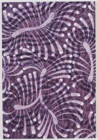 Senza titolo, 2008, acrilico su carta cinese intelata, cm 75x52