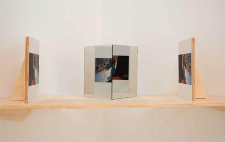 Proof that inadequate 2012 stereoscopio a specchi, legno, specchi, carta, cm 25x120x15. Courtesy Galleria Tiziana Di Caro, Salerno. Foto: Mimmo Di Caro