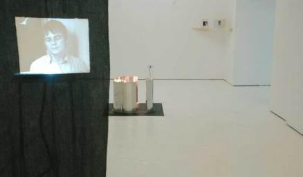 Antonia Carrara, Thomas, 2012 veduta della mostra, Galleria Tiziana Di Caro, Salerno. Photo Mimmo Di Caro