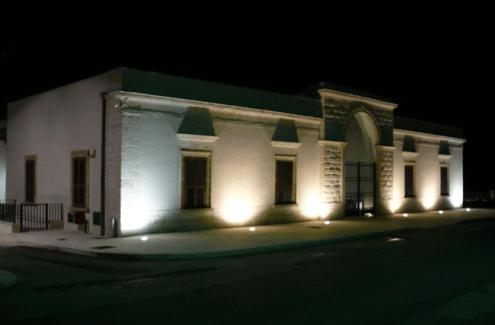 Nuova sede della Fondazione Museo Pino Pascali