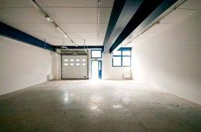 DC NEXT, Blocco Taibon, la Nuova Fabbrica, spazi espositivi. Foto: Giacomo de Donà