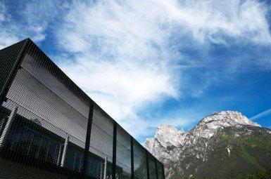 DC NEXT, Taibon Block, fabbrica in ambiente. Foto: Sergio Casagrande