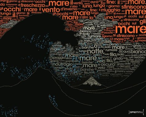 Opiemme, The Great way of Kanagawa, Hokusai Remix, 2010