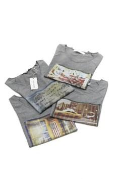 Impossible t-shirt (limited edition), Maurizio Galimberti per Martino Midali, 2012