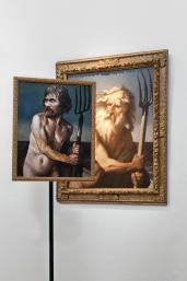 Francois Escalmel, Nettuno by Piero Muttoni