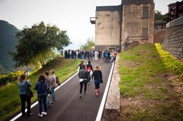 Casso, Bilico, opening. Foto: Giacomo De Donà