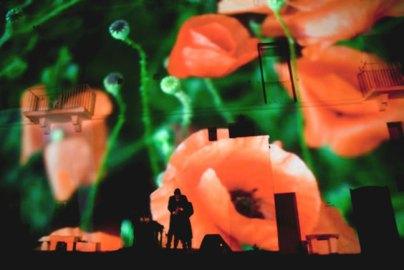 Ordan Karmir, 2011 performance video sonora site-specific / audio-video site-specific performance photo Gaetano Giordano