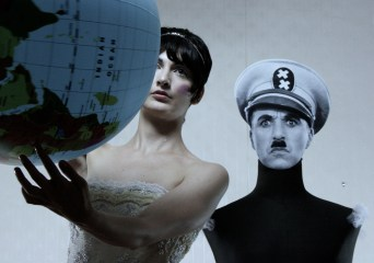 Maria Crispal, The Great Dictators, 2010 (still da video)