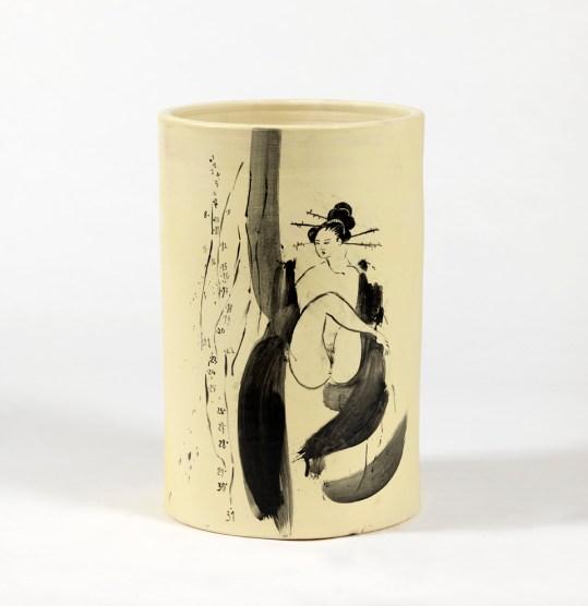 Piero Pizzi Cannella, 2012, ceramica, cm 46