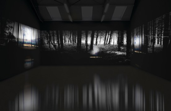 Yehudit Sasportas The Lightworkers, 2010 video still 10'