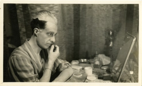 Vittorio De Sica, spettacolo Il marinaio di guardia con la compagnia Za Bum (1931-1933)