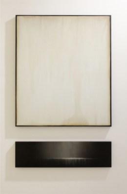 Ettore Frani, Sorgente, 2012, olio su tavola, 145x90 cm. Foto: Paola Feraiorni. Courtesy L'Ariete artecontemporanea