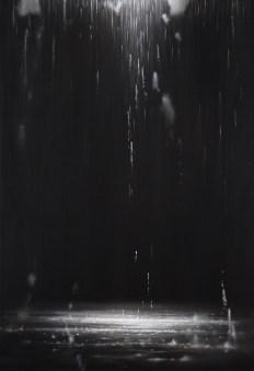 Ettore Frani, Attrazione celeste, 2012, olio su tavola, cm 100x70. Foto: Paola Feraiorni. Courtesy L'Ariete artecontemporanea, Bologna