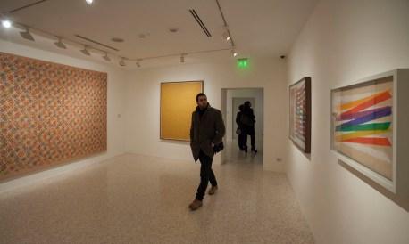 Postwar. Protagonisti italiani. Collezione Peggy Guggenheim. Foto: Lorenzo Ceretta