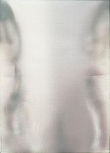 Claudio Olivieri, S.T., 2010, olio su tela, 35x25 cm