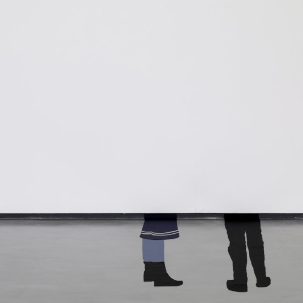 Igor Eskinja, Laboratory, 2010, 80x80cm, lambda print on plexiglass. Courtesy Paolo Maria Deanesi Gallery