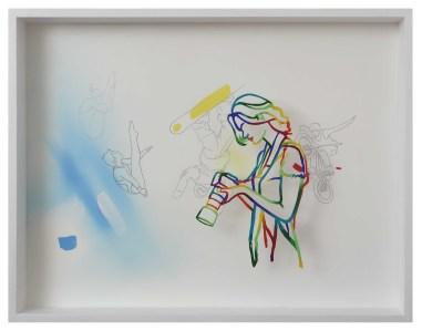 Fernando Zucchi, Alto valore naturalistico 3, 2013, cm 70x90
