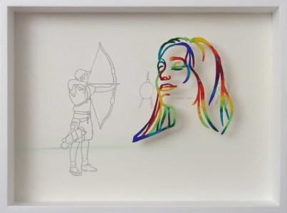 Fernando Zucchi, Il sogno di una vita 4, 2013, cm 45x60