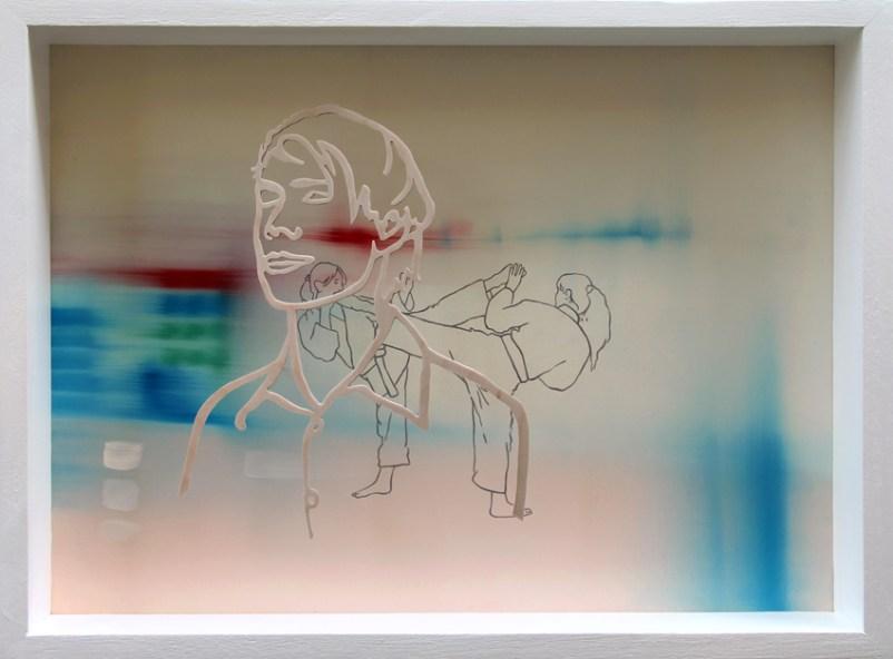 Fernando Zucchi, Sognare, 2013, cm 45x60