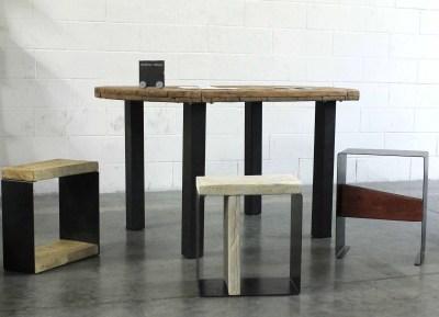 Sbobina|Design, Sedie Boris, cm 40x40x23 ciascuna