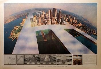 Superstudio, Monumento continuo. New-New York, 1969-70. Archivio Superstudio, Firenze