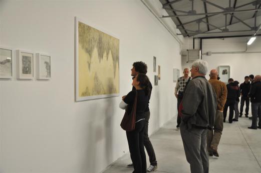 Allestimento Dolomiti Contemporanee - Alma Venus - 2012