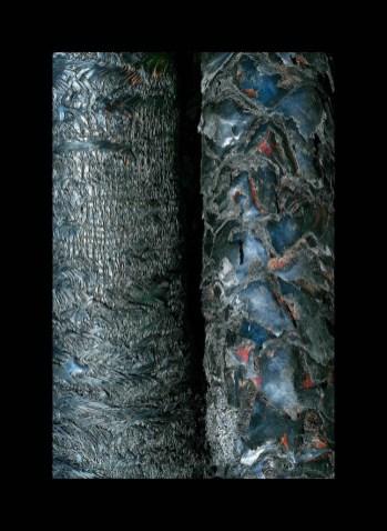 Pino Colla, TRASMUTAZIONE 1, 2012, cm 77,5x106