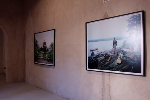 Fotografia Europea 2013, Chiostri di S. Pietro, David Stewart, foto Mariangela D'Avino 2