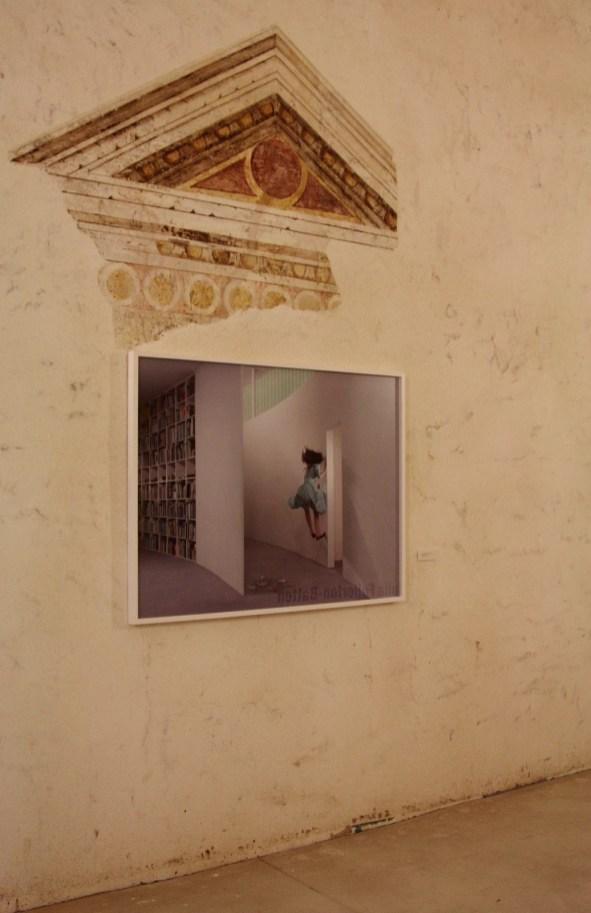 Fotografia Europea 2013, Chiostri di S. Pietro, Julia Fullerton-Batten, foto Mariangela D'Avino