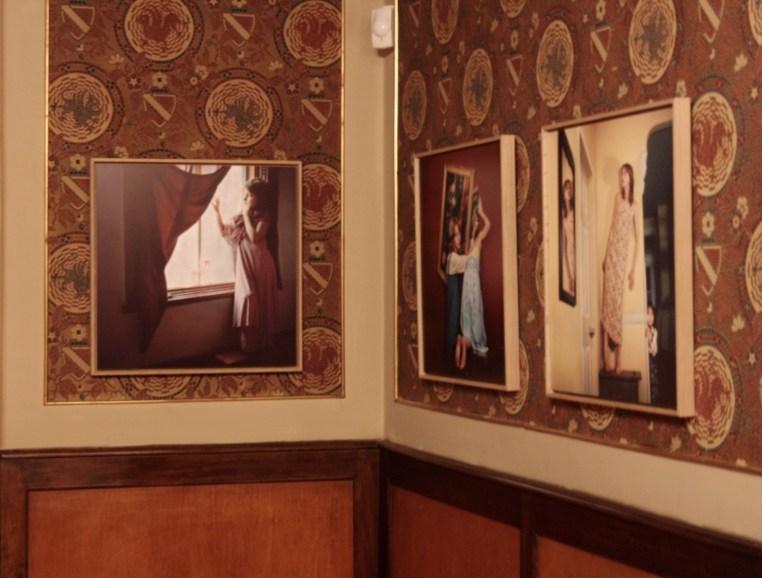 Fotografia Europea 2013, Galleria Parmeggiani, Viktoria Sorochinski, foto Mariangela D'Avino