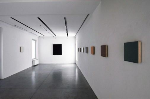 Domenico D'Oora. Painting now, veduta della mostra, Artesilva, Seregno (MB) Courtesy Galleria Artesilva, Seregno (MB)