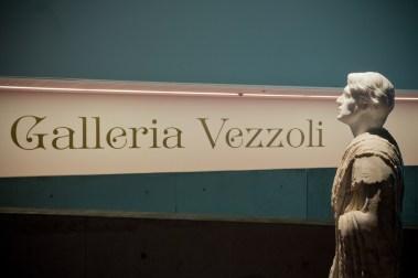 Francesco Vezzoli - Galleria Vezzoli, veduta della mostra MAXXI, Roma © Musacchio/Ianniello/Napolitano