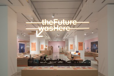 The future is here, Design Museum, Londra