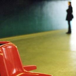 PATRICK VAN ROY, Osseghem - Bruxelles, 2005, Lambdaprint su alluminio, cm 60x60 - edizione 5 esemplari. Courtesy Riccardo Costantini Contemporary, Torino