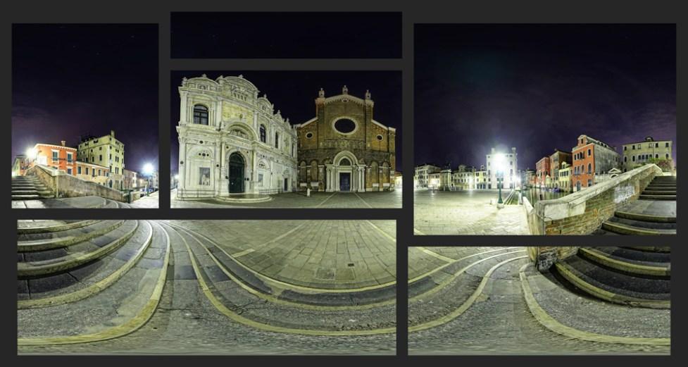 Silvio Zangarini - San Giovanni e Paolo (Venezia). Courtesy Riccardo Costantini Contemporary, Torino