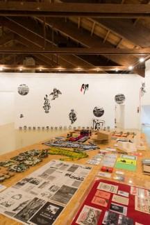 Disobedience Archive (The Republic), a cura di Marco Scotini, Courtesy Castello di Rivoli Museo d'Arte Contemporanea, Rivoli – Torino, 2013. Foto: Andrea Guermani, Torino, 2013.