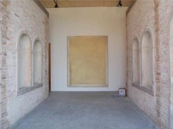 Padiglione Santa Sede, Ri-Creazione – Lawrence Carroll, veduta dell'allestimento Foto Francesca Boschetti © Lawrence Carroll