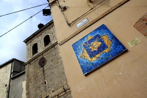 Un mosaico per Tornareccio, luoghi vari del centro storico, Tornareccio (CH)