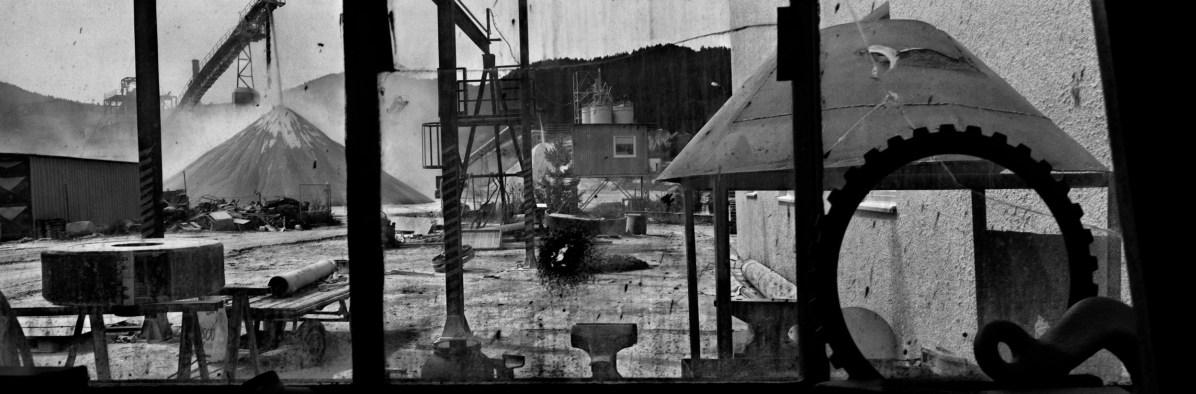 Josef Koudelka, Cava, Repubblica Slovacca, 1999 © Josef Koudelka, Magnum Photos, Contrasto
