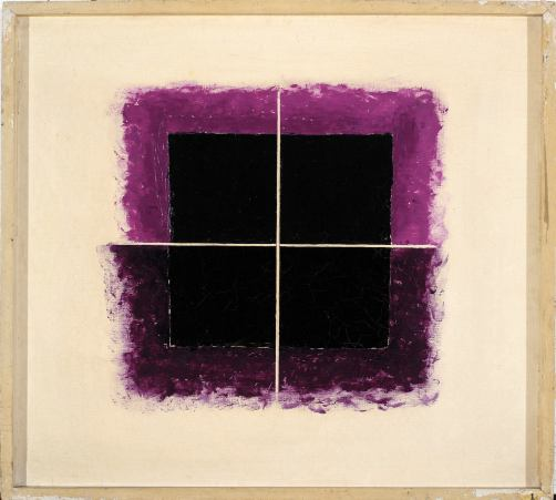 Josef Albers, White Cross, 1937, © 2013 The Josef and Anni Albers Foundation/Artists Rights Society New York