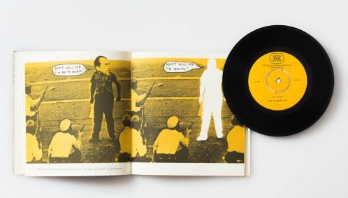 RECORDS BY ARTISTS Åke Hodell. Mr. Nixon's Dreams Stockholm, Rabén & Sjögren, 1970
