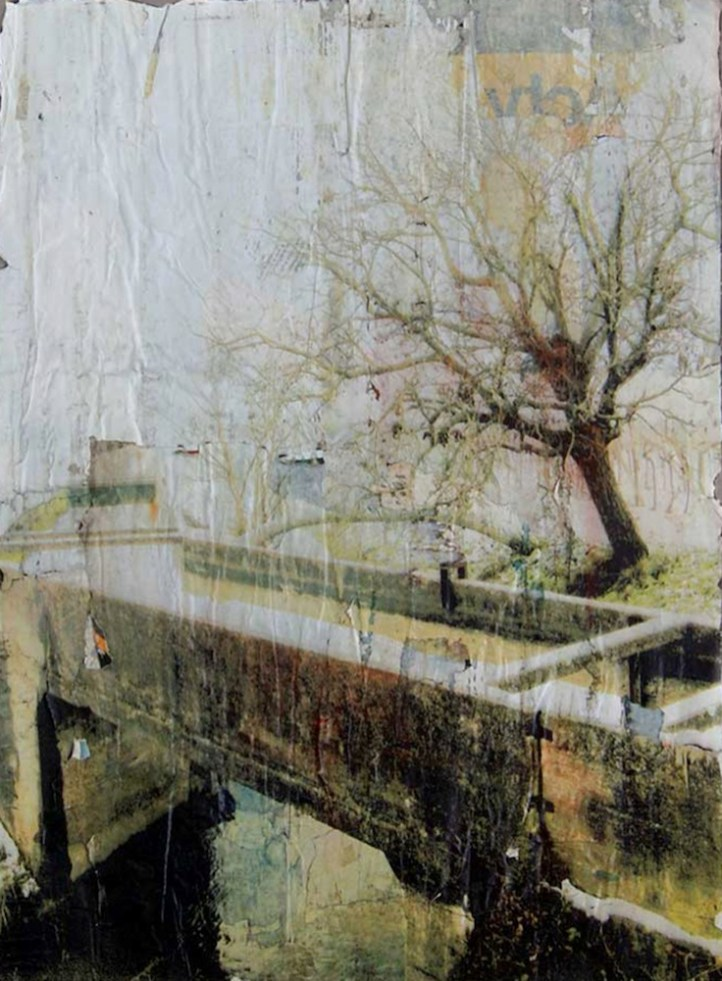 Guido Airoldi, Silenzio Manifesto, 2013, stampa fotografica su manifesto, cm 100x70