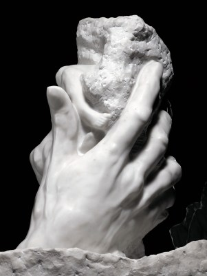 Auguste Rodin, La Mano di Dio 1896? © Musée Rodin, Parigi. Foto di Christian Baraja