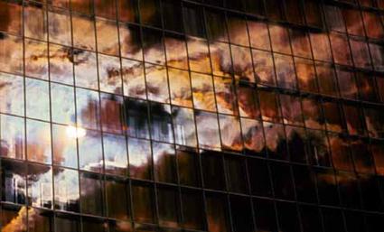 Independents4: Sincresis, Daniele Giuseppe Bornino, Untitled, 2013, 35 mm analog photo slide on paper, 30x40 cm
